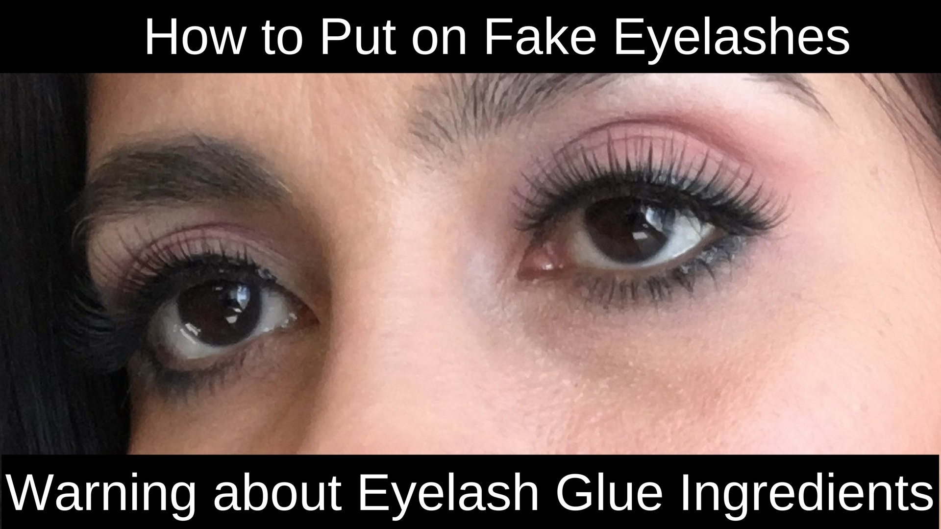 Eyelash Glue Ingredients Bare Essentials Living